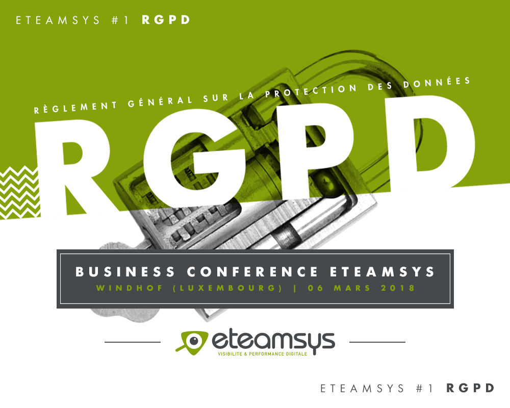 RGPD eTeamsys Luxembourg