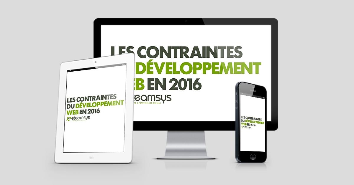 1032c2a2784 Les contraintes du développement Web en 2016