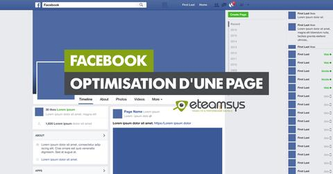 Facebook Optimisation
