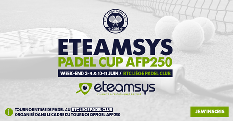 RTCL Padel Cup AFP250