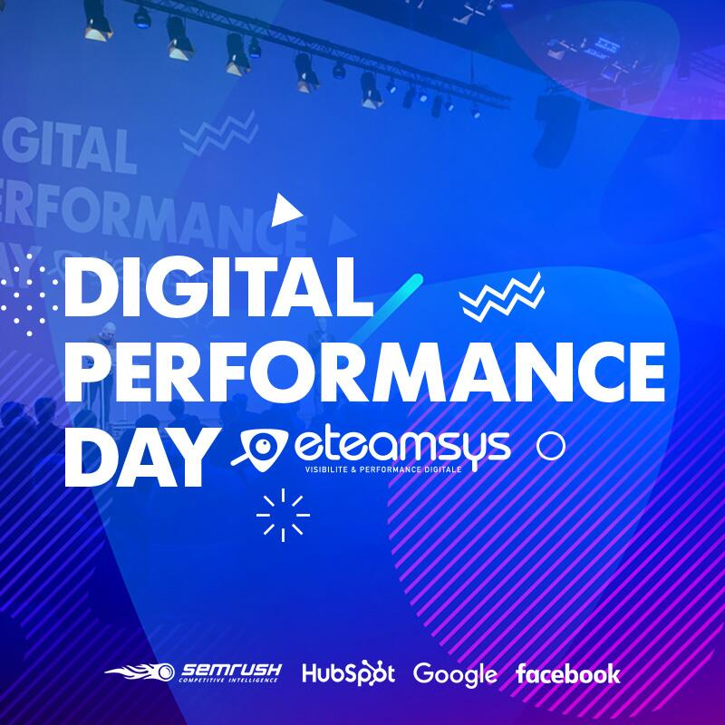 Digital Performance Day
