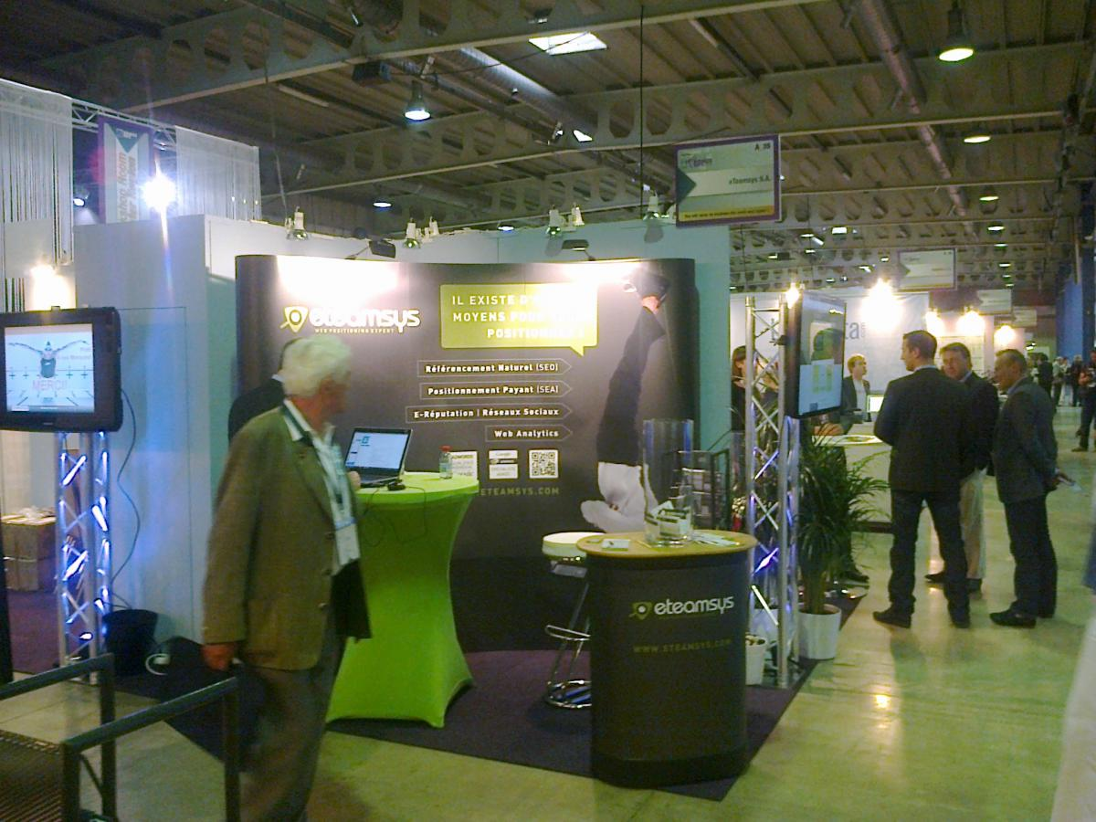 eTeamsys Gr-Business days Stand