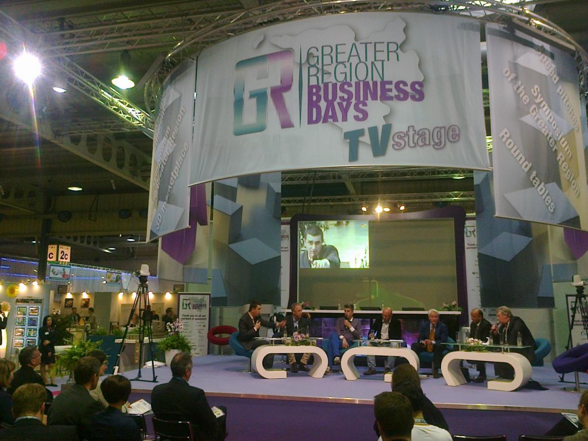 Eteamsys Gr-Business days conférence